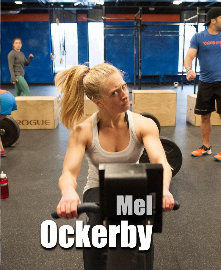 Mel Ockerby